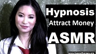 #ASMR #Hypnosis for sleep with Amy - Attract Money #NLP #lawofattraction #thesecret
