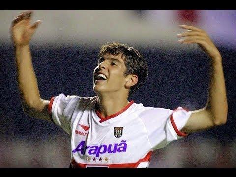 Kaká - Gols São Paulo FC - SPFC