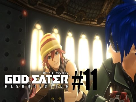 Daily life with Kota | Let's Play God Eater Resurrection - Ep 11