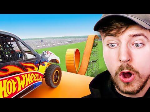 Longest Car Jump!