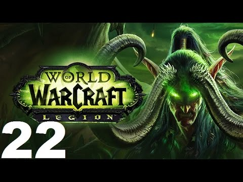 Download Amo Plays World of Warcraft Legion PTR - Ep 22 - Fury Warrior Talents (Gameplay)