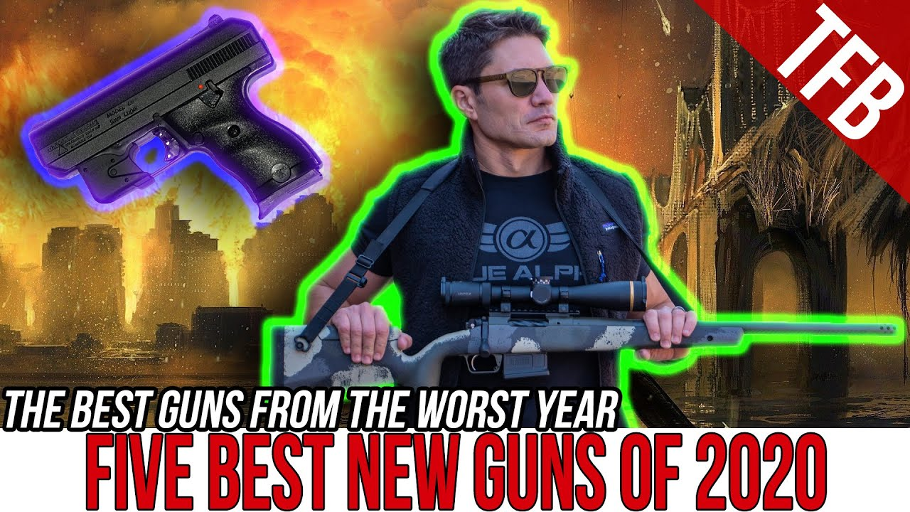 The Top 5 New Guns of 2020