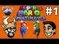 Super Mario 64 MULTIPLAYER: Buho de la NASA - Toro Bros