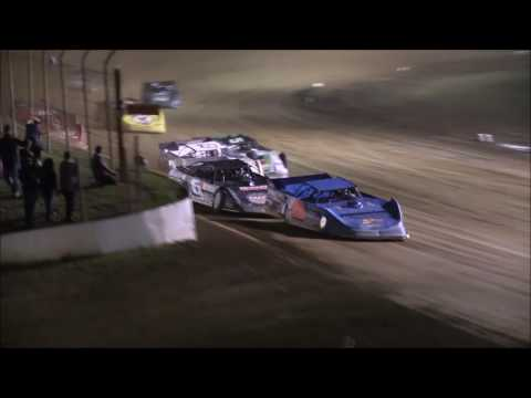 Round #1 Heat #3 from Portsmouth Raceway/Dirt Track World Championship, 10/14/16