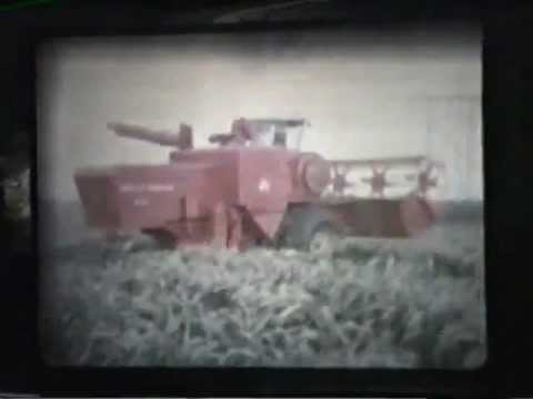 Nebraska- Supporting the Family Dairy Farm in the 60s with Super 92 combines