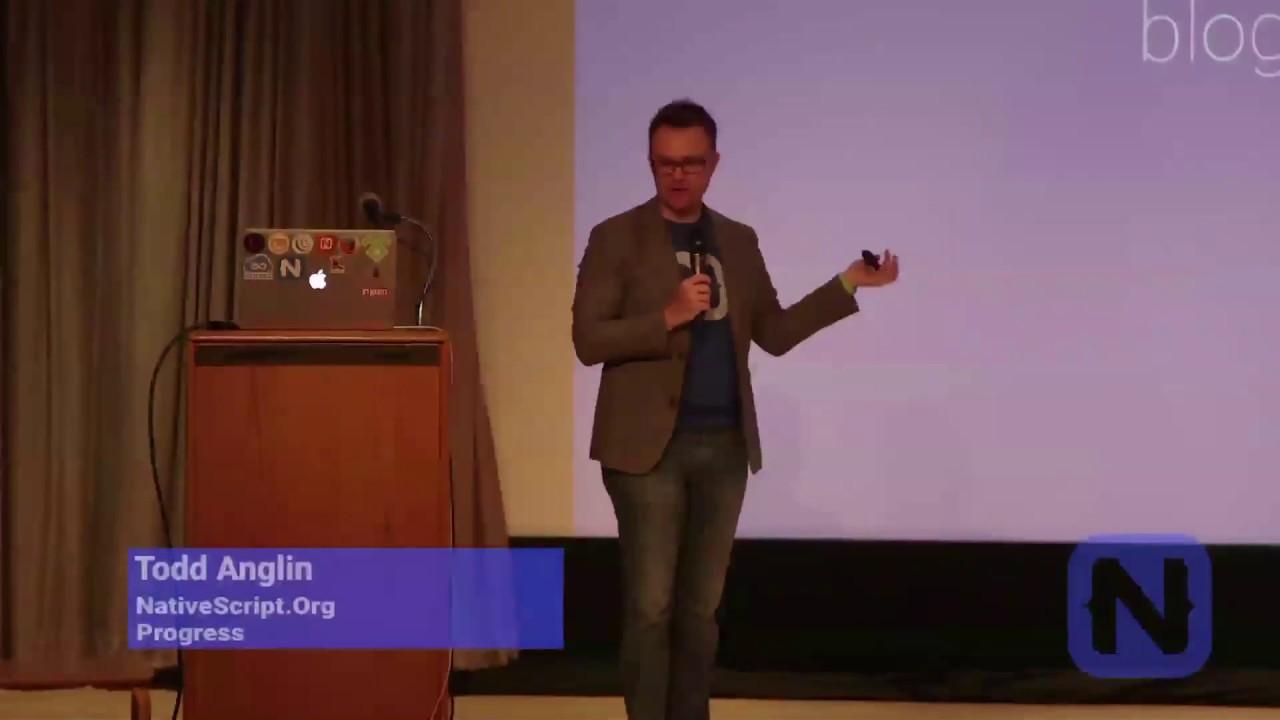 Opening Keynote - NativeScript Developer Day 2017