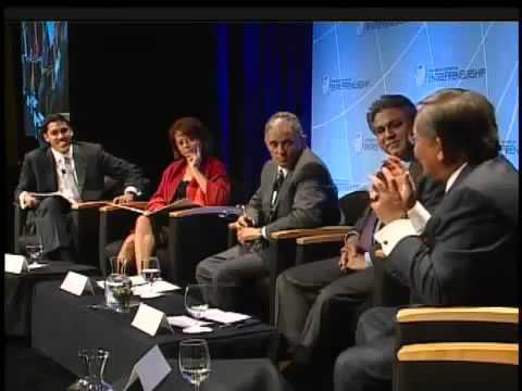 The Abraaj Group: Arif Naqvi at the Presidential Summit Entrepreneurship (2010)