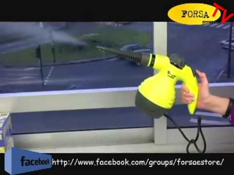 القـوة النـفاثة لجهاز التنظيف بالبخار تنظيف وتعقيم Doovi