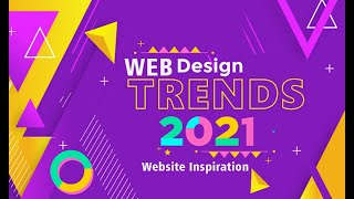 Web Design Trends in 2021 -Design Trends of 2021 | Trends in Web Design for 2021