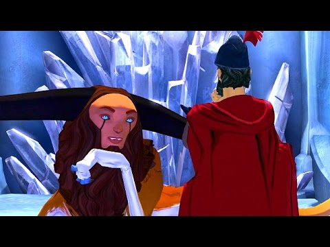 King's Quest Chapter 4: Snow Place Like Home (PS4) Playthrough - NintendoComplete