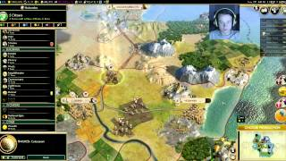 Civilization V: Brave New World - Weak Army, Time to Change That! - Ep 3