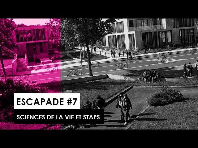 [ ESCAPADE ] #7 Emission Sciences de la vie et STAPS