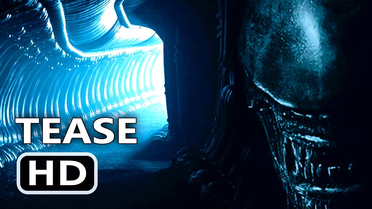 Alien Covenant Teaser Trailer Ridley Scott Science Fiction Movie