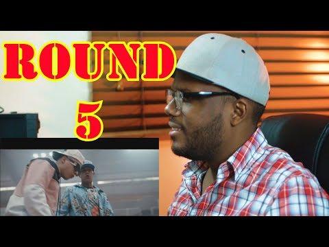 C-Kan - Round 5 | Official Video | Feat. MC Davo | Reacción | Felix Petroleo