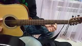 «цыганочка» на гитаре & на пианино.