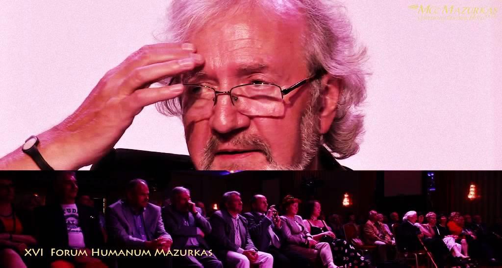 XVI Forum Humanum Mazurkas-Krzysztof Daukszewicz -MONOLOG AKTUALNY cz2