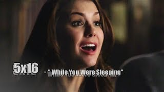 The Vampire Diaries - 5x16 Promo Extended - While You Were Sleeping [HD]