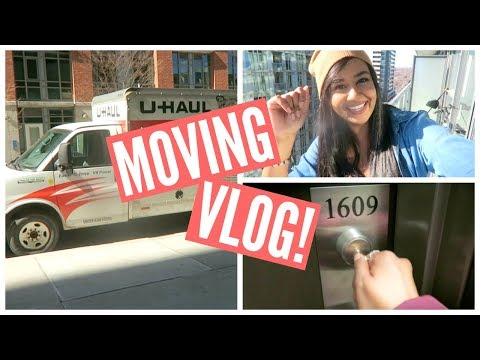 I MOVED OUT FOR THE FIRST TIME (to downtown toronto)