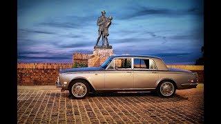 Rolls Royce Silver Shadow do ślubu Grudziądz Bydgoszcz Toruń