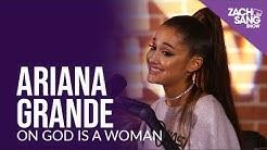 Ariana Grande Talks God Is A Woman