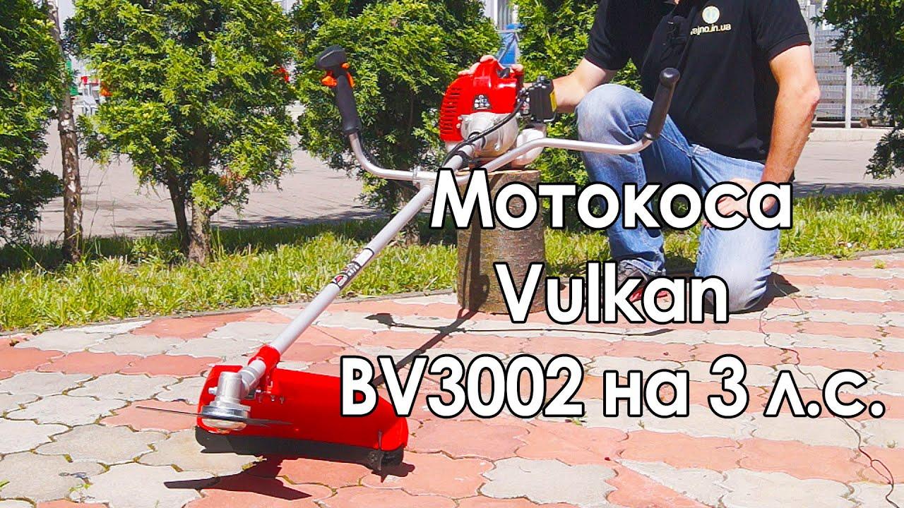 Мотокоса четырехтактная Sadko GTR-358-4T. Обзор и в работе. - YouTube