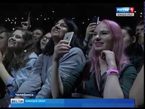 Поклонницы БИ-2 упали в обморок на концерте в Челябинске