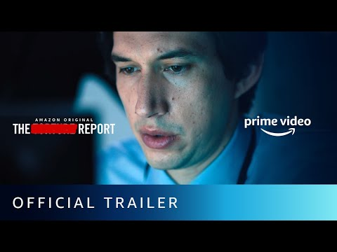 The Report - Official Trailer   Amazon Original Movie   Adam Driver, Annette Bening   Watch Now