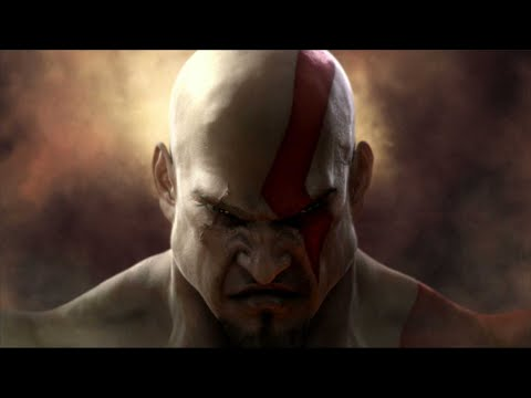 God of War 4 Ascension Movie All Cutscenes