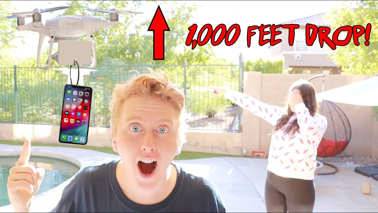 ameerah-dropped-her-own-iphone-xs-prank-1000-feet-drop-from-drone