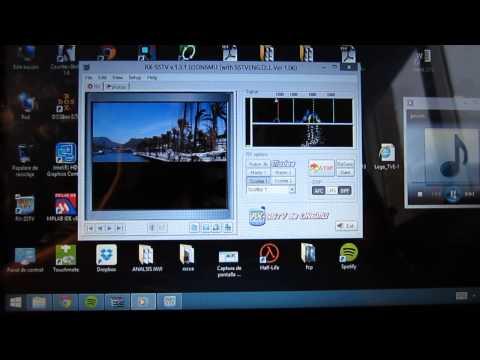 Transmisión de imagenes por radio (SSTV)