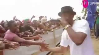 Diamond Platnumz Afunika Malawi Apiga Show Kali Live