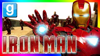 IRON MAN HIDE AND SEEK | Gmod Sandbox Minigame (Marvel's Iron Man)