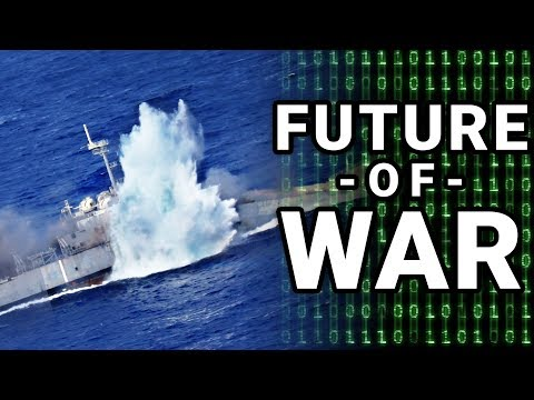 The Future of War, and How It Affects YOU (Torpedo/Missiles vs Ship) - Smarter Every Day 211