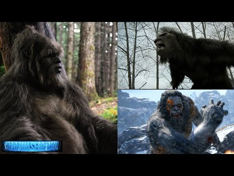 Man Claims To Be A Human Hybrid Alien Bigfoot!! Deathbed Confession! 2017