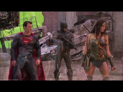 Behind the Scenes & Costume Test 'Wonder Woman' «BvS» Featurette