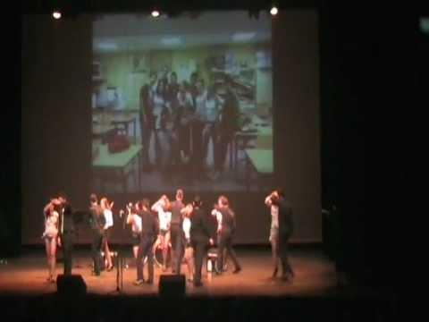 Exchange SSGN Holland- Stage night, Santa Engracia Linares(Spain) 2011