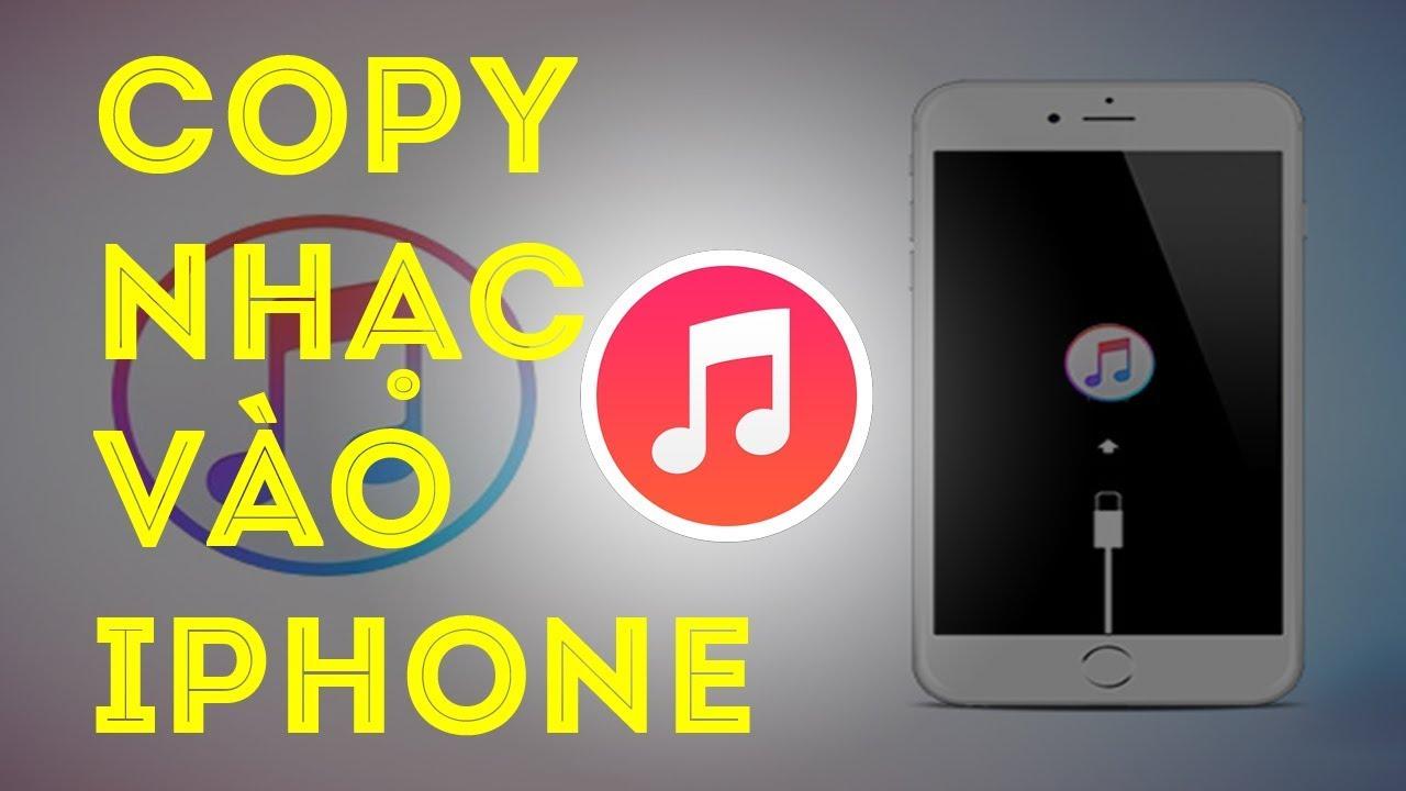 Cách copy nhạc từ máy tính vào iPhone | EZ TECH CLASS