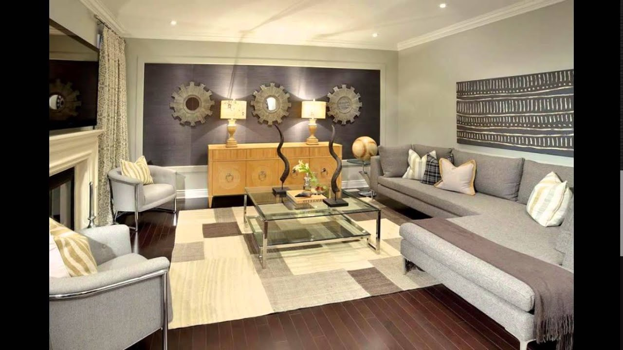 Dark Hardwood Floors Living Room, Dark Wood Floor Living ...