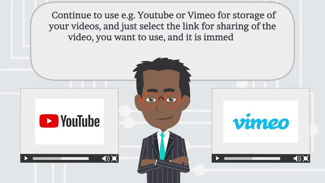 FAQ Admin - DO I NEED TO UPLOAD ALL THE VIDEOS ON UQUALIO?