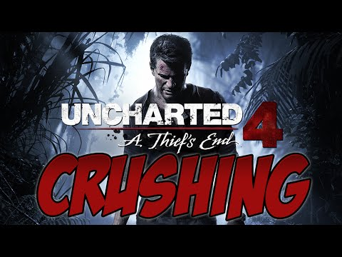 Uncharted 4: A Thief's End Crushing Walkthrough | Chapter 20: No Escape