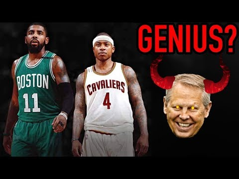 Why the Boston Celtics Won The Kyrie Irving Trade
