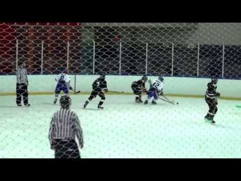 PeeWee Major AA Red: Cathedral Prep at Rochester 12/27/2014