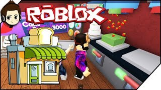 FIRST DAY OF WORK IN BAKERY ROBLOX