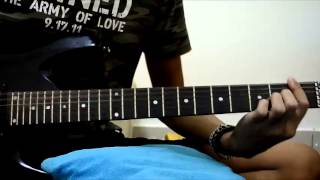 Video The First Punch - Pierce The Veil (Guitar Cover) download MP3, 3GP, MP4, WEBM, AVI, FLV Oktober 2018