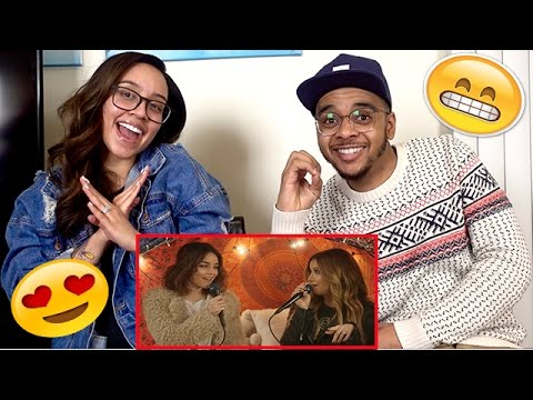 Ex's & Oh's | Feat. Vanessa Hudgens (REACTION)