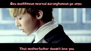 G Dragon (that XX uncensored) Lyrics eng + rom