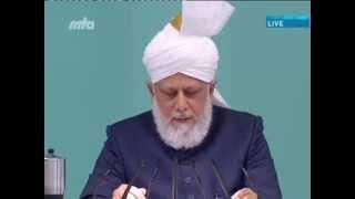 2013-08-16 Die Pflichten eines Ahmadi-Muslims