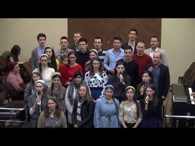 El este Domn şi în ceruri domneşte - tinerii din Golgota - 25 februarie 2018