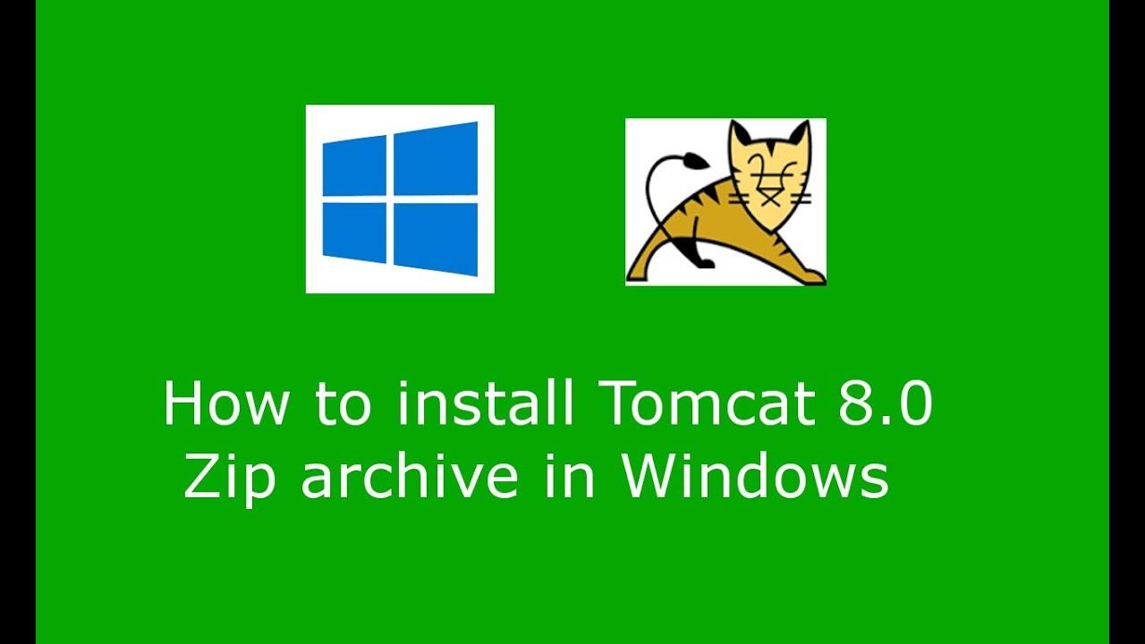 TOMCAT 8.0.20 TÉLÉCHARGER
