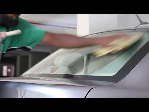 Swift Dzire Caggo Steam Treatment - Full Wash